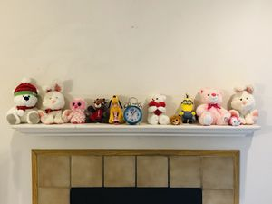 Collection of Softtoys for Sale in Bellevue, WA