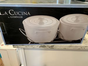 New in box, La Cocina double covered bakers. for Sale in Scappoose, OR