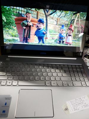Dell Inspiron 15 7000 Series i7537 Haswell Core i5 Touchscreen 12GB 500GB SSD for Sale in Capitol Heights, MD