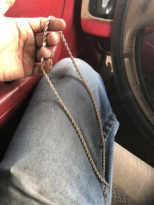 "14kt rope 30"" for Sale in Dallas, TX"