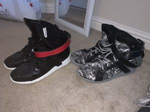 Men's Sneakers - Adidas, Converse - 9.5 / 10 for Sale in Round Rock, TX