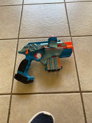 Laser tag nerf gun for Sale in Austin, TX