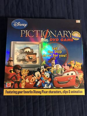Pictionary DVD Game for Sale in Erdenheim, PA
