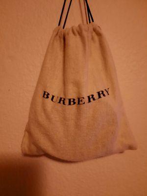 BLACK BURBERRY LEATHER BELT. for Sale in Bellevue, WA