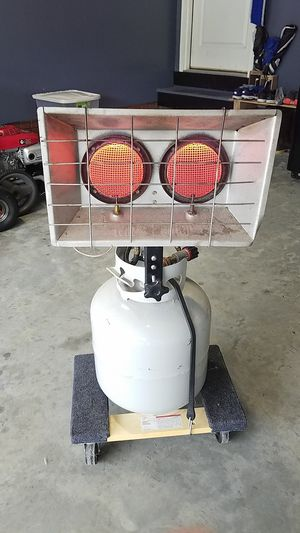 Mr. Heater Propane Heater for Sale in Fuquay-Varina, NC