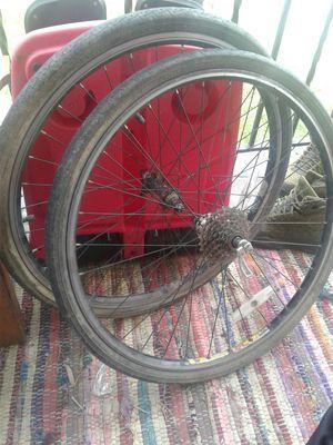 easy release wheels 26x1.5 for Sale in Washington, DC