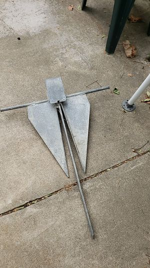 Boat anchor for Sale in Pittsburg, CA