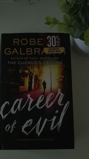 Book by Robert Galbraith for Sale in Raytown, MO