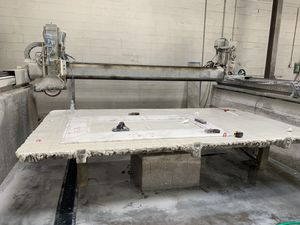 Mantello bridge saw for granite and marble for Sale in Beltsville, MD