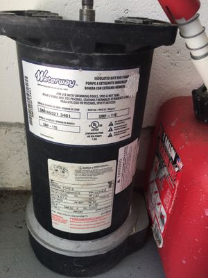 Pool filter pump square fit. for Sale in Winter Park, FL