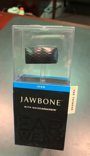 Jawbone ICON Series Thinker Bluetooth Headset NEW for Sale in Brunswick, OH