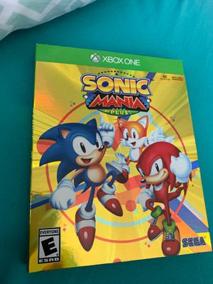 Sonic Mania Plus Xbox One for Sale in Fresno, CA