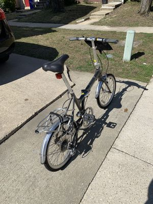 Giant Expressway Folding Bike for Sale in Bowie, MD