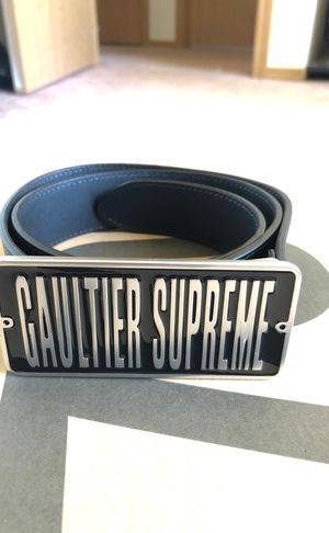 Supreme belt size S/M for Sale in Portland, OR