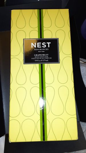 NEST FRAGRANCES GRAPEFRUIT REED DIFFUSER for Sale in Los Angeles, CA