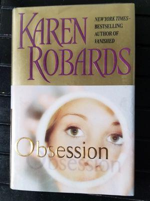 Obsession a Novel by Karen Robards for Sale in West Jordan, UT