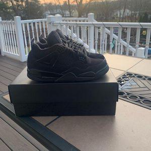 Jordan 4 Blackcat for Sale in Ansonia, CT