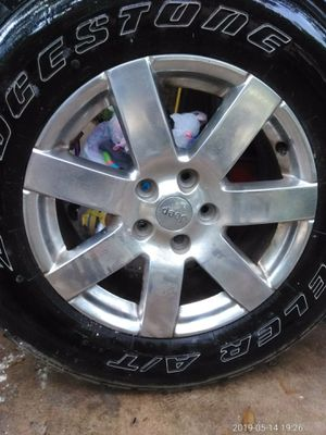 Jeep Wheels and Tires for Sale in Austin, TX