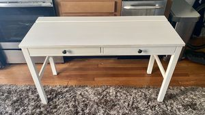 IKEA Hemnes Desk with 2 Drawers for Sale in St. Louis, MO