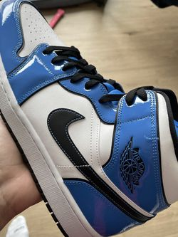 Air Jordan 1 Mid SE Signal Blue Size 12.5 Brand New for Sale in Portland,  OR