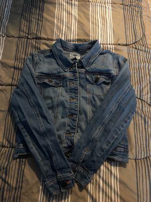 Jean Jacket Girls 10-12 Old Navy for Sale in Arlington, VA