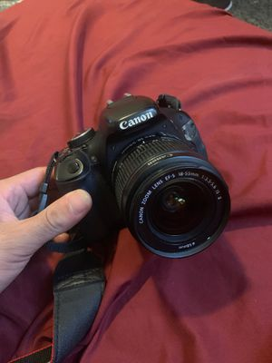 Canon Camera Perfect condition! for Sale in Chicago, IL
