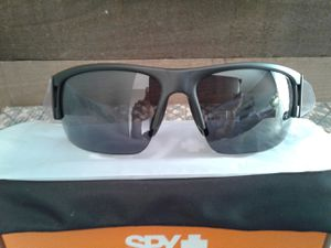 New Matte Black Spy Optics Flyer MIL Sunglasses for Sale in Lake Forest, CA