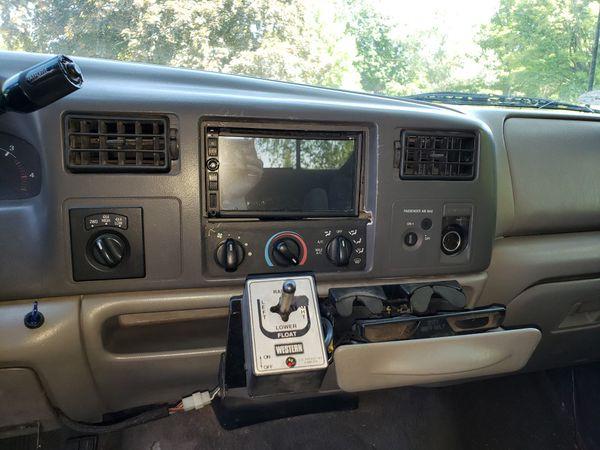 Ford F350 Super Duty Plow Truck