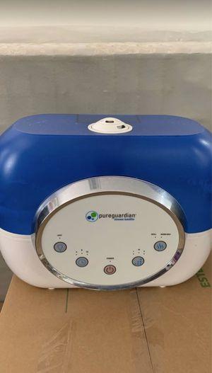 Pureguardian Ultrasonic Humidifier for Sale in Lake Elsinore, CA