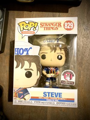 FUNKO POP STEVE - STRANGER THINGS for Sale in Chicago, IL