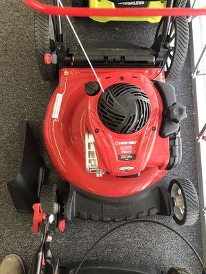 Troy bilt push Lawn mower for Sale in Atlanta, GA