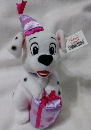 Disney Store 101 Dalmatians PENNY Happy Birthday Plush Bean Doll for Sale in Homestead, FL