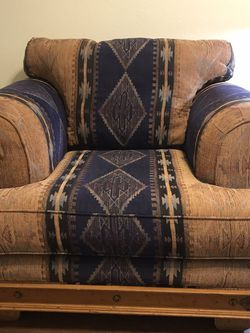Southwest Style chair for Sale in Atwater,  CA