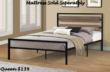 New Queen Bed, SKU# MLT7595TC for Sale in Norwalk,  CA