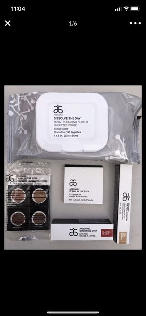 Arbonne 5 items, concealer, lipstick, eyeshadow for Sale in Norwalk, CA
