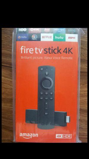 Brand new Fire tv stick 4k for Sale in LA CANADA FLT, CA