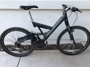 Cannondale SuperV 500 Rare gunmetal-READ AD FIRST for Sale in Phoenix, AZ