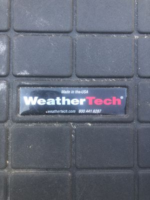 WeatherTech Weather Mat!!! for Sale in Brooklyn, NY