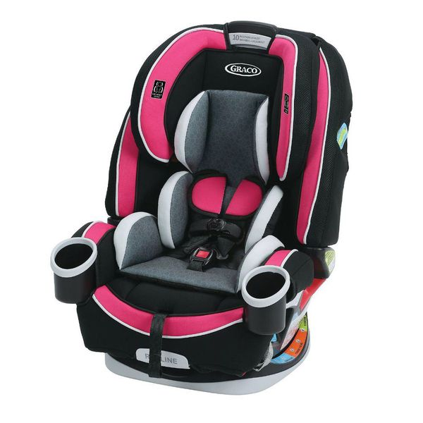Grace 4ever all in one car seat Brandnew