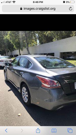 Nissan Altima 2015 for Sale in Tustin, CA