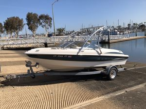 1999 Ski boat - Maxum 18.5 length with 3.0 motor. In great shape just not using it much these days. No issues boat runs great. Asking $5800 for Sale in Imperial Beach, CA