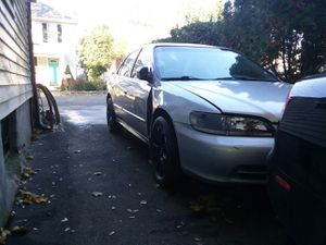 Honda accord 2002 for Sale in Shelton, CT