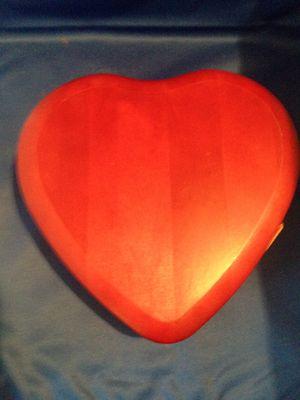 Longaberger Handmade Heart shaped Basket for Sale in Fort Worth, TX