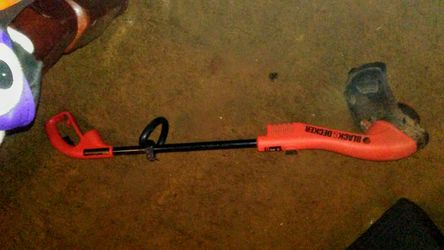 Black and Decker weedeater/edger for Sale in Prattville,  AL