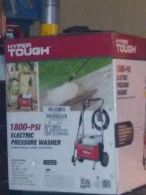 Hyper touch pressure washer for Sale in Oklahoma City, OK
