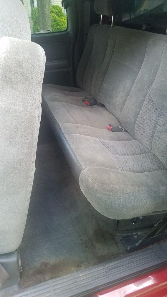 Chevy Silverado 2004