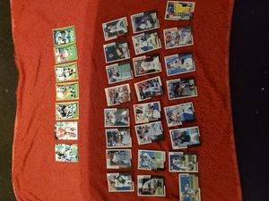 baseball basketball football cards for Sale in El Monte, CA