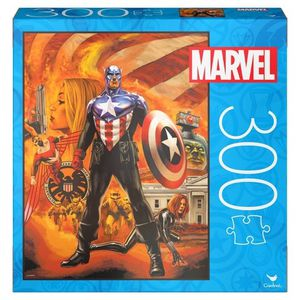 Marvel puzzle for Sale in Huntington Beach, CA