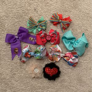 Set of 9 Hair Accessories for Sale in Hayward, CA