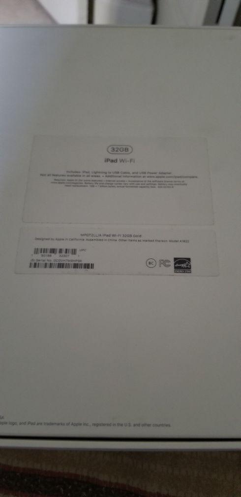 Apple IPAD Gold brand new